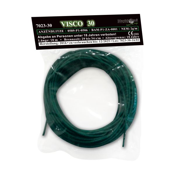 VISCO 30s/m (10m Rolle)