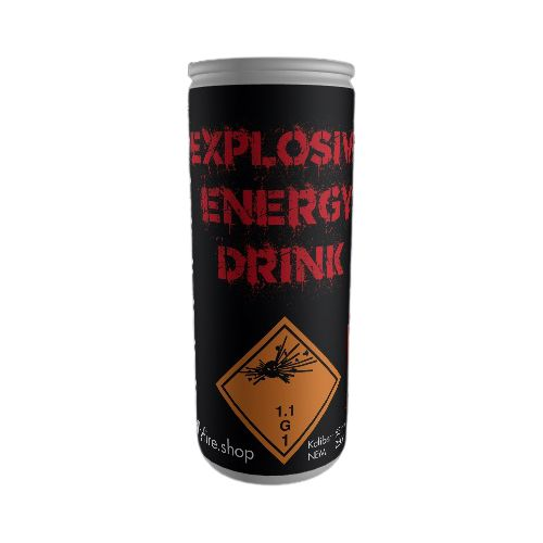 Explosive Energy Drink