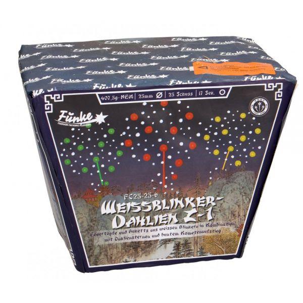 Weissblinker-Dahlien Z-1