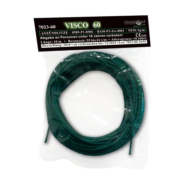VISCO 60s/m (10m Rolle)