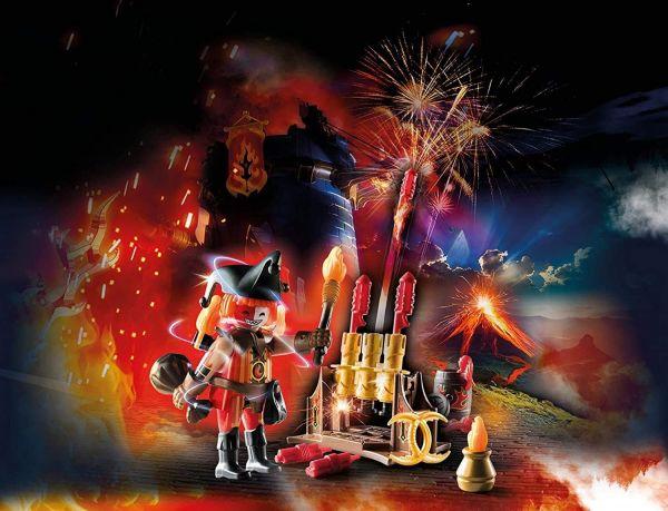 Feuerwerkskanonen und Feuermeister