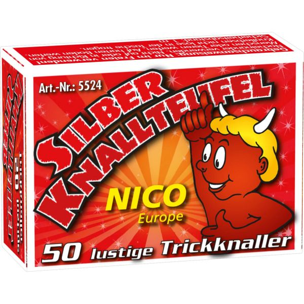 Knallteufel (50er Pack)