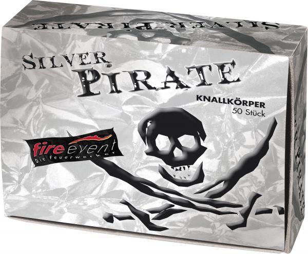 Silver Pirate (50er Pack)