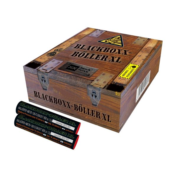Blackboxx-Böller XL (10er Pack)