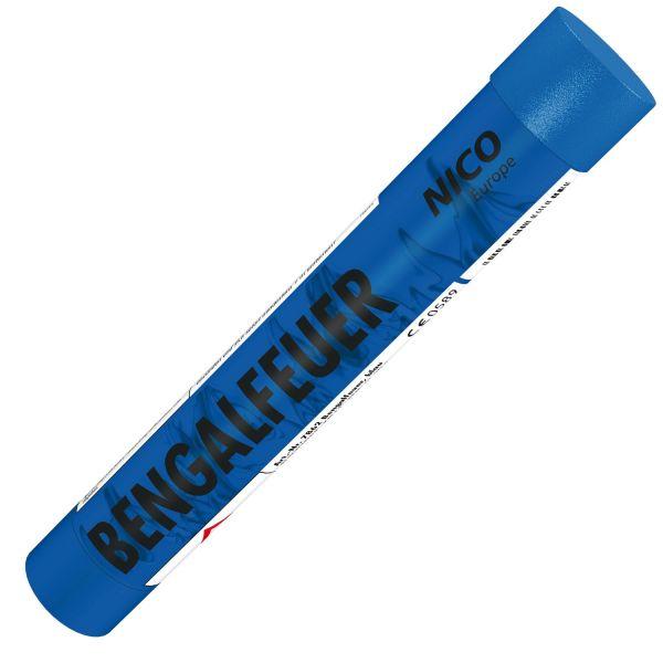 Bengalfeuer, blau